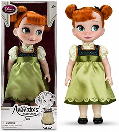 Exclusive Animators Collection Frozen Toddler