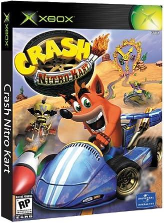 Crash Bandicoot: Nitro Kart by Universal Interactive: Amazon.es ...