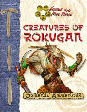Download Creatures of Rokugan ebook
