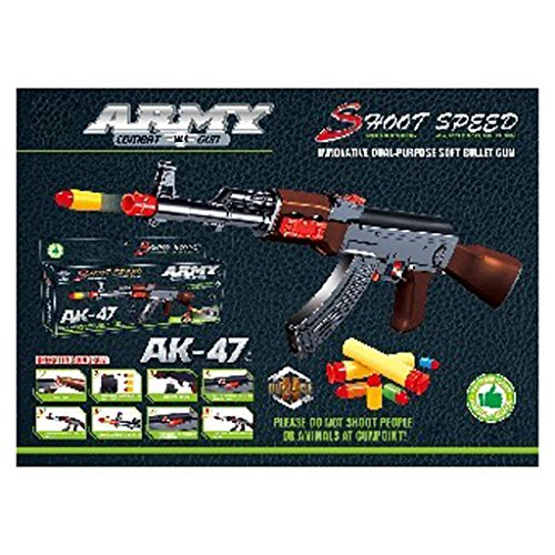 Speel Goed KL157221Quick Fire Rifle AK-47-Assorted Toys]()