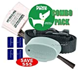 Pet Fence Pros New Dog Combo Pack for Invisible Fence Brand Dog Fence Systems| Invisible Fence System Frequency| 10k - Medium High