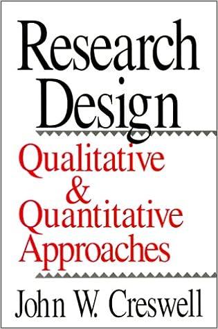 Dissertation utilizing john creswell qualitative method