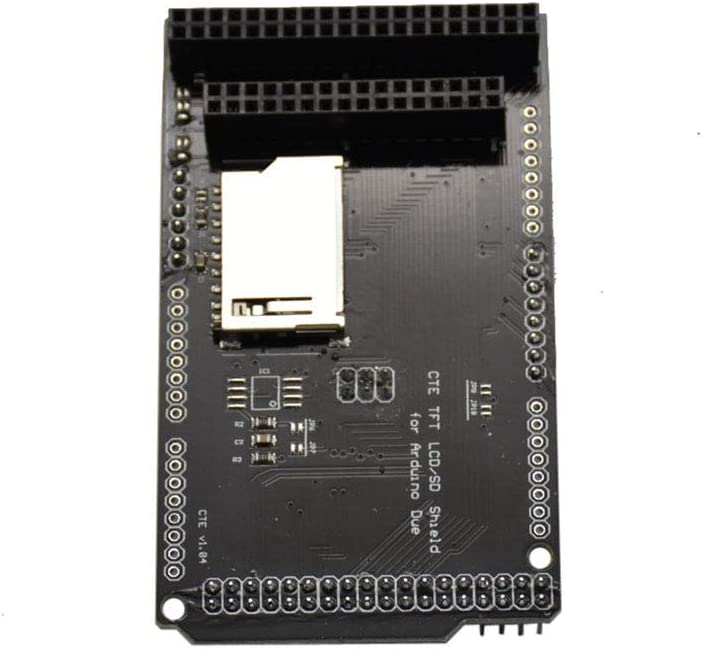 TFT//SD Shield Expansion Board for Arduino MEGA 2560 LCD Module SD Card 2.8 3.2 Inch Power Module