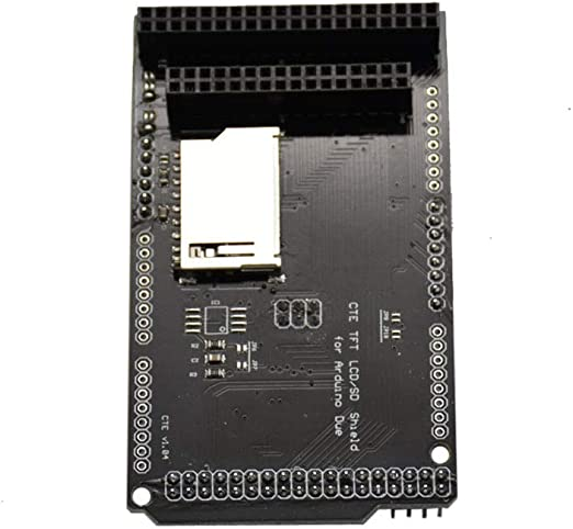 TFT//SD Shield for Arduino DUE TFT LCD Module SD Card Adapter 2.8 3.2 inch
