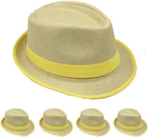 49a2f1cfc Shopping Yellows - Fedoras - Hats & Caps - Accessories - Men ...