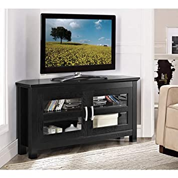 Amazon.com: Corner TV Stand for TVs up to 48\
