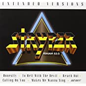 stryper extended versions