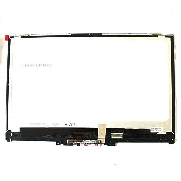L&J-15.6 FHD - Pantalla táctil LCD y Bisel para Lenovo Yoga ...