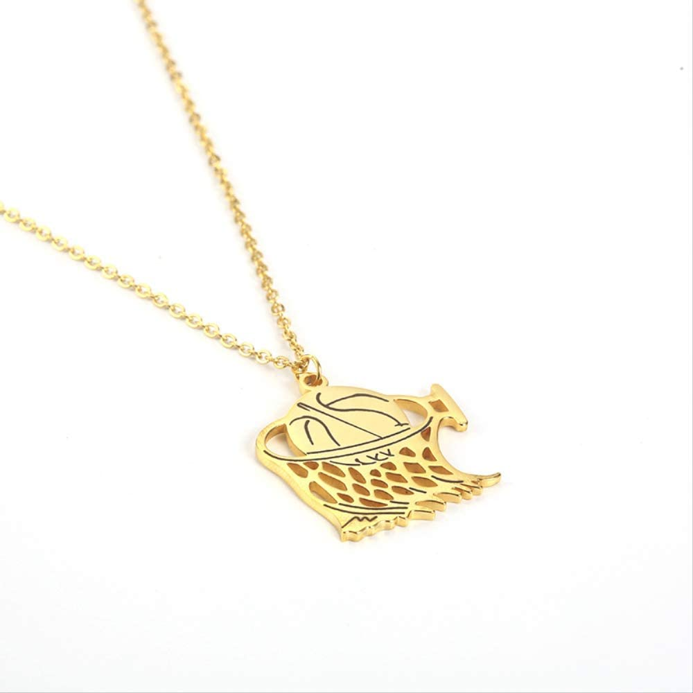 Stainless Steel Basketball Hoop Net Sports Necklace Hip Hop Jewelry Pendant Christmas Gift New