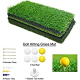 WhiteFang 3pc Golf Net Bundle | 10x7ft Golf