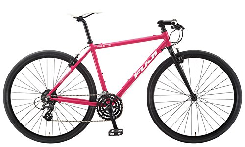 フジ 2015 PALETTE(パレット) クロスバイク B079GRHN7Nピンク 23 183-190cm