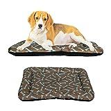 Best  - Dog Crate Pad Bolster Bed Pet Mat Waterproof Review