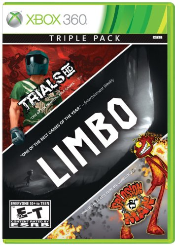 3 pack - LIMBO, Trials HD, Splosion Man