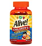 Nature's Way Alive! Children's - 60 Soft Jells - 6 Pack