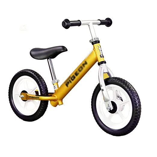 Bicicleta sin pedales YXX Bicicleta de Entrenamiento Kids Balance ...