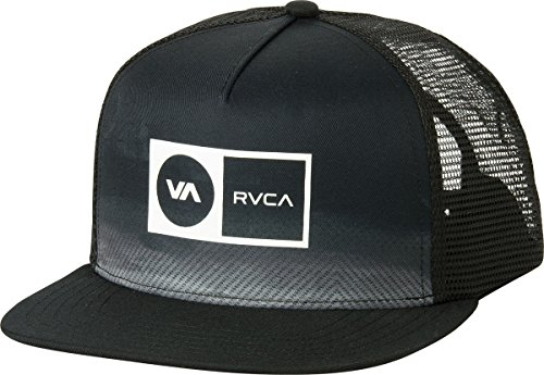 rvca-mens-electro-trucker-hat-black-one-size