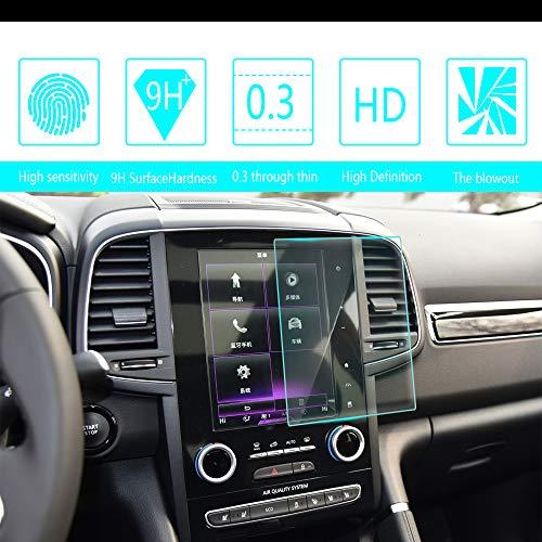 in-Dash Media Touch Screen GPS Display Protective Film 8X-SPEED for Kia KX5 K900 K9 NIRO Rio Sedona VQ 8-Inch 176x99mm Car Navigation Screen Protector HD Clarity 9H Tempered Glass Anti-Scratch