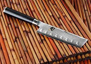 Shun Classic 5-inch Hollow Edge Nakiri Knife