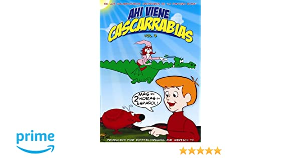 Amazon.com: Ahi Viene Cascarrabius, Vol. 3: Rip Taylor, Mel Blanc: Movies & TV