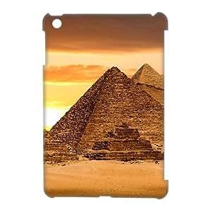 GRTT Best Quality Diy iPad Mini 3D Case Egypt 3D Bumper Plastic Customized Case RT829041