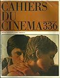 cahiers du cinema 336 revue mensuelle mai 1982