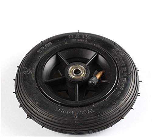 scooter Hight Performance 150MM Inflation Wheel With Aluminium Alloy Hub With Inner Tube Electric 6 Inch Pneumatic Tire by scooter