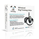 PetSpy-1100-Yards-Remote-Dog-Training-Shock-Collar-for-Dogs-with-Beep-Vibration-and-Electric-Shock-Rechargeable-and-Waterproof-E-Collar-Trainer