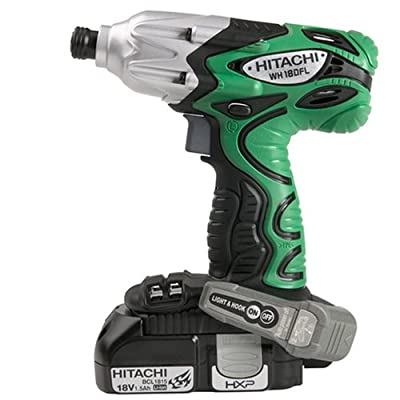 Hitachi WH18DFL 18-Volt Lithium-Ion Impact Driver (Discontinued by Manufacturer)