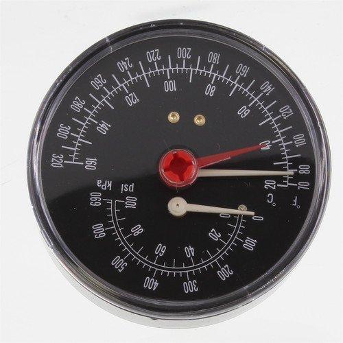 boiler water temperature gauge - 9