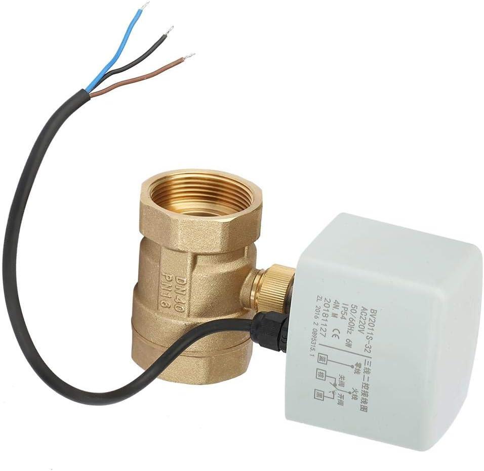 Empotrable L/ámpara Interruptor ON//OFF con metal tuerca de sujeci/ón de 250/V 2/A