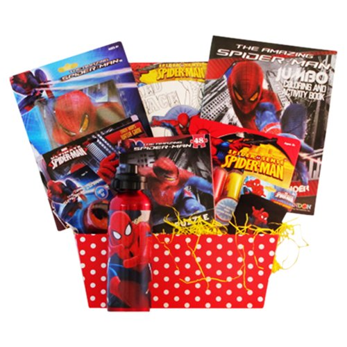 Gift baskets boys would love on easter webnuggetz basket negle Image collections