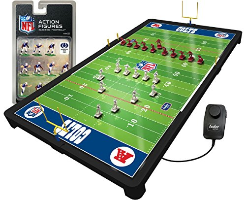 - Indianapolis Colts NFL Deluxe Electric Football Game