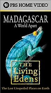 Living Edens - Madagascar: A World Apart [VHS]