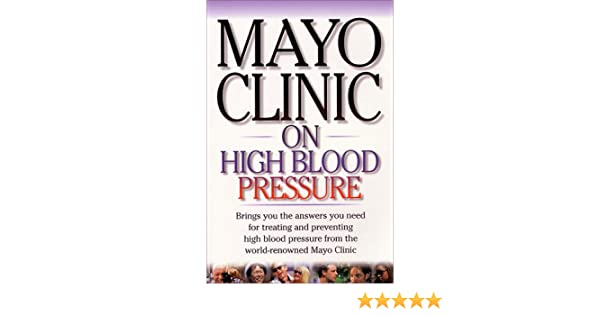 Mayo clinic high blood pressure