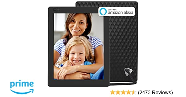 Amazon Nixplay Seed 10 Inch Wifi Cloud Digital Photo Frame