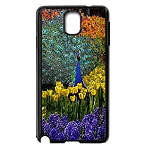CHENGUOHONG Phone CaseBeautiful Peacock For Samsung Galaxy NOTE4 Case Cover -PATTERN-19