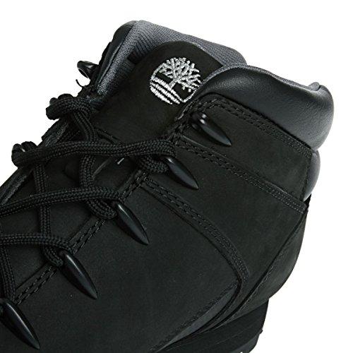 Chaussures Homme Timberland Sprint De Euro Randonnée Noir q1EB41