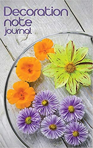 Decoration Note Journal Notebook For Home And Kitchen