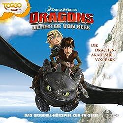 Die Drachen-Akademie von Berk (Dragons: Staffel 1 - Die Reiter von Berk 1)