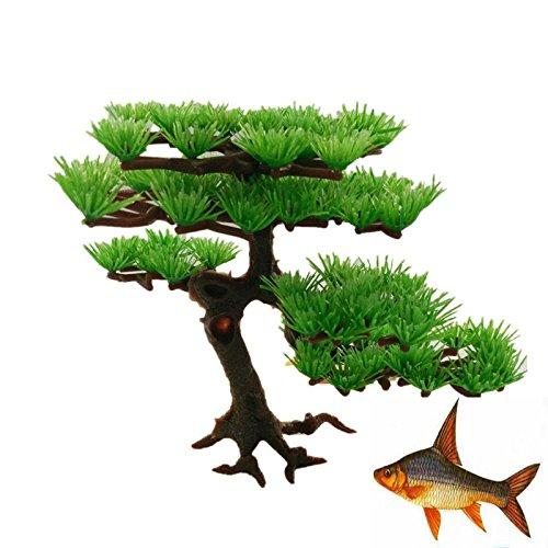 Theo Wine Tumbler (Aquarium Décor Ornaments Plastic Plants Decorative Sea Fish Rocks Tank Artificial Plant Plstic Pine Tree Aquarium Fish Tank Rockery Bonsai Accessories Hotel Ornament Decor By)