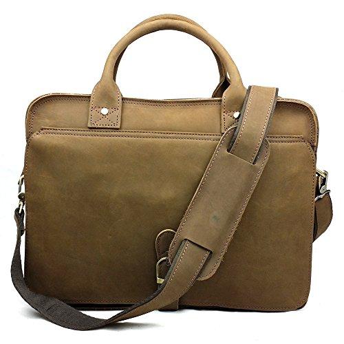 DJB/ Portfolio in Europa und Amerika den Trend Retro-Handtaschen Schulter geschlungen Businesstasche