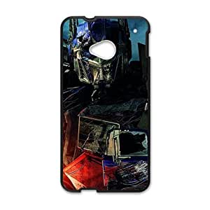 Personal Customization transformers 4 wallpaper hd Hot sale Phone Case for HTC ONE M7 Black