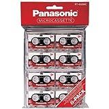 Panasonic Microcassette Audio Tape