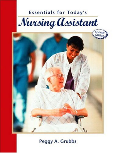 Essentials for Today's Nursing Assistant, Special Edition