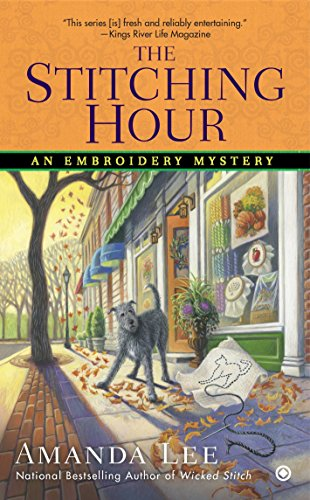 The Stitching Hour (Embroidery Mystery)]()