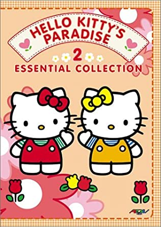 767ee3ff91d7 Hello Kitty s Paradise 2 DVD Region 1 US Import NTSC  Amazon.co.uk ...