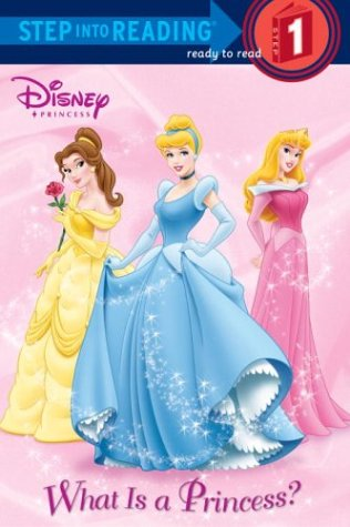 What Is a Princess? (Disney Princess) (Step into - Outlet Frisco Mall