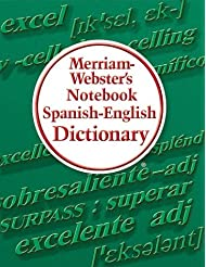 Merriam-Webster\'s Notebook Spanish-English Dictionary