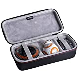 Image of LTGEM Case for Sphero Star Wars BB-8 Droid and Force Band-Black