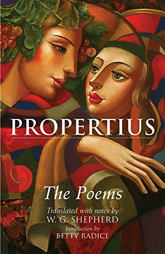 Propertius: The Poems
